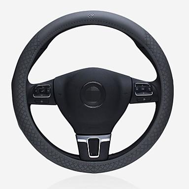 גלגל ההגה מכסה נגד להחליק נוח המכונית אביזרים מתאים קוטר 36cm 38cm 38cm 40cm