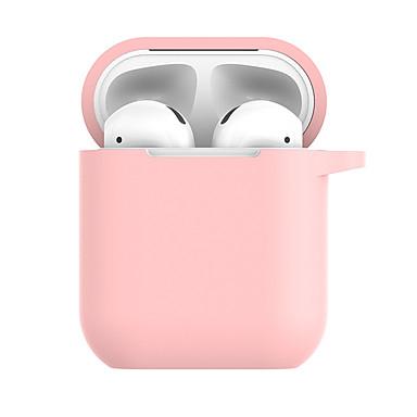 preiswerte Kopfhörer Zubehör-taschen, hüllen und hüllen silikon lila / rosa / weiß 1 stück