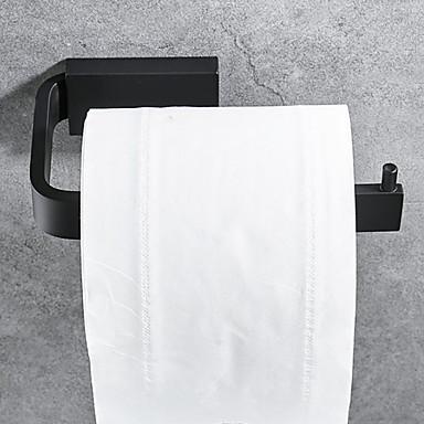 מחזיק נייר טואלט יצירתי עכשווי אלומיניום 1pc - חדר אמבטיה מותקן על הקיר