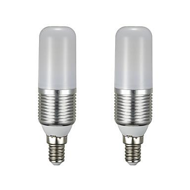 2pcs 12 W נורות תירס לד 790 lm E14 T 78 LED חרוזים SMD 2835 לבן חם לבן 85-265 V