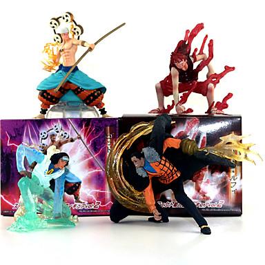 נתוני פעילות אנימה קיבל השראה מ One Piece Monkey D. Luffy PVC 13 cm CM צעצועי דגם בובת צעצוע