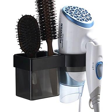 מייבשי שיער יצירתי / רב שימושי עכשווי פלסטיק 1pc מותקן על הקיר