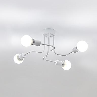 4-אור ספוטניק תאורה להתקנה Ambient Light גימור צבוע מתכת יצירתי 200-240V / 110-120V