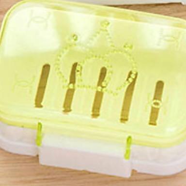 כלים יצירתי / מודרני, חדשני מודרני עכשווי פלסטיק 3pcs - כלים ארגון אמבטיה