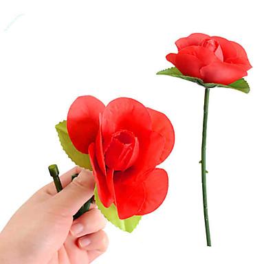 blomma magi - faldigt ökade (röd)