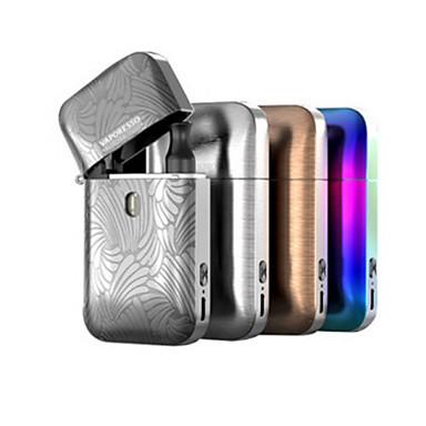OEM Compact lighter-shape device Ecig Vaporesso Aurora Play 2ml pod with two pod cartridges started kit 1 PCS Vapor Kits Vape Electronic Cigarette for Adult