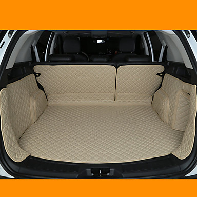 levne Koberečky do auta-Automobilový průmysl Trunk Mat Koberečky do auta Pro Mercedes-Benz 2012 / 2013 / 2014 B200 XPE