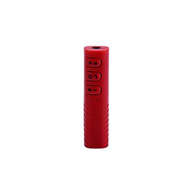 preiswerte Bluetooth Auto Kit/Freisprechanlage-Clip-on Bluetooth-Audio-Empfänger 3.5aux Auto-Kopfhörer-Lautsprecher 2 in 1 Foto Auto-Empfänger aufrufen