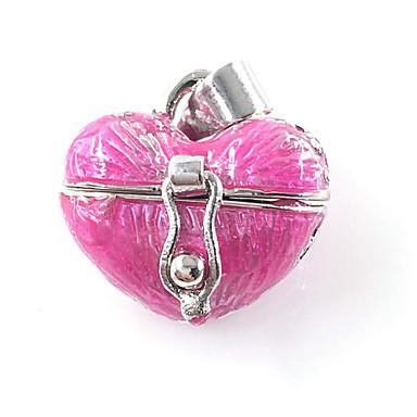 levne Dámské šperky-Dámské Přívěšky Medailónek Brož Šperky Bledě růžová Pro Denní