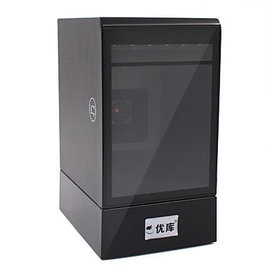 preiswerte Scanner & Kopierer-YK&SCAN MP7200 Barcodelesegerät Scanner USB 2.0 CMOS 2400 DPI