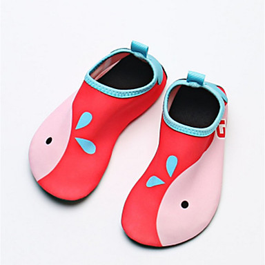 בנים / בנות נוחות סינטטיים נעלי אתלטיקה פעוט (9m-4ys) / ילדים קטנים (4-7) כחול / ורוד / כחול בהיר קיץ