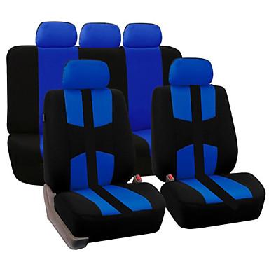 levne Doplňky do interiéru-Sada 9ks autosedaček pro 5 sedaček univerzální použití 4 roční období