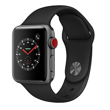 premium selection 5374c 44f08 [$383.99] Apple Apple Watch Series 3 42mm(GPS + Cellular) Smartwatch iOS  Refurbished Bluetooth Waterproof Touch Screen GPS Heart Rate Monitor  Calories ...