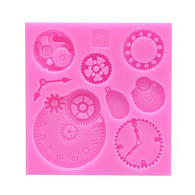 1pc ג'ל סיליקה מקסים Creative מטבח גאדג'ט עשה זאת בעצמך Cake עבור כלי בישול עוגות Moulds כלי Bakeware