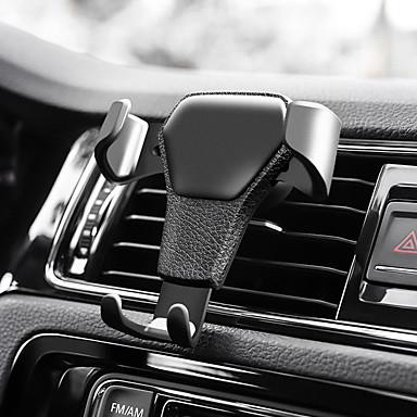 billige Interiørtilbehør til bilen-tyngdekraften bil luftventil montering vuggeholder stå for iphone mobil mobiltelefon gps