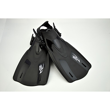 b37d2365d61 KEEPDIVING Swim Fins Professional Anti-skidding Diving Snorkeling PVC - for  Adults Black Black / Red Black / Yellow 7395113 2019 – $51.49