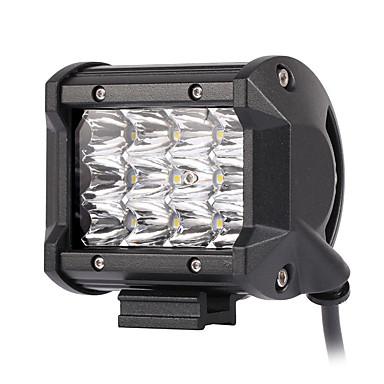 36w הוביל עבודה אור בר קורת מקום offroad נהיגה ערפל מנורות עבור טרקטורונים