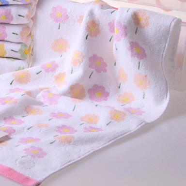 איכות מעולה מגבת רחצה, גיאומטרי תערובת כותנה / פשתן חדר אמבטיה 1 pcs