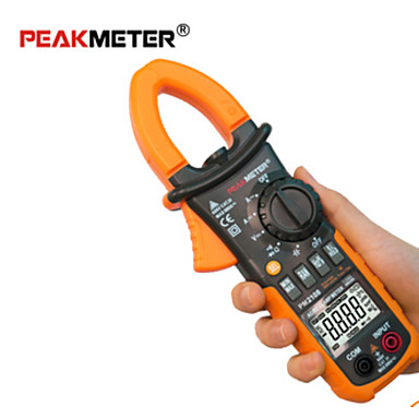 billige Test-, måle- og inspeksjonsverktøy-pm2108 6000 teller digital klemme tester innløp nåværende sant rms ohmmeter klemme meter lik fluke f317