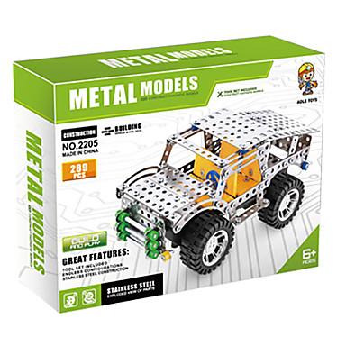 levne 3D puzzle-Autíčka Kovové puzzle Vzdělávací hračka Náklaďák kompatibilní Legoing Cool SUV Unisex Chlapecké Hračky Dárek