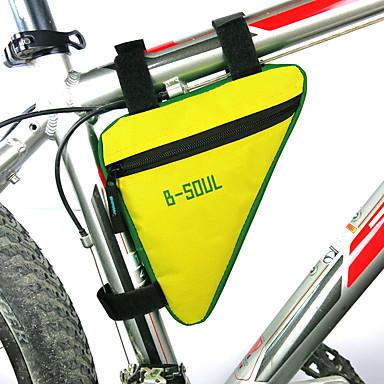 תיקים למסגרת האופניים רכיבה על אופניים תיק אופניים בד אוקספורד תיק אופניים תיק אופניים רכיבה על אופניים אופנייים