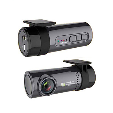 ieftine DVR Mașină-lt61 1080p mașină dvr cameră de bord cu unghi larg de 140 de grade cu wifi / senzor / detectare mișcare 1 led infraroșu auto înregistrator adaptor USB