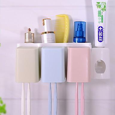 כלים יצירתי / מודרני, חדשני מודרני עכשווי פלסטיק 2pcs - כלים מברשת שיניים ואביזרים