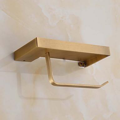 צדף לחדר האמבטיה יצירתי עכשווי פליז 1pc מותקן על הקיר