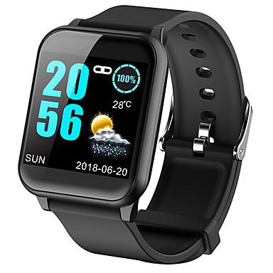 billiga Sportsklocka-z02 smart watch kvinnor blodtryck hjärtfrekvensmätare meddelandeanmälan smartwatch för ios och android