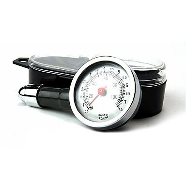 povoljno Mjerač tlaka u gumama-visoku točnost auto guma tlakomjer visoke preciznosti višenamjenski mjerač tlaka u gumama metar deflatable vozila alata