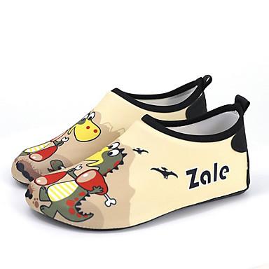 בנים נוחות סינטטיים נעלי אתלטיקה פעוט (9m-4ys) / ילדים קטנים (4-7) צהוב קיץ