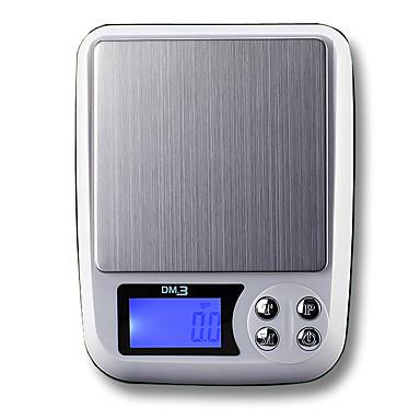 0.5g-2000g Bærbar Autoslukk Multi - moduser Elektronisk kjøkkenskala Hjemmeliv Kjøkken daglig
