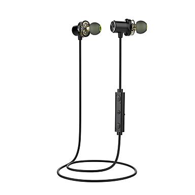 awei x650bl אוזניות אלחוטיות אוזניות Bluetooth אוזניות neckband דיבורית אוזניות קולקליק fone דה ouvido עבור הטלפון