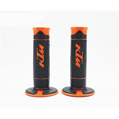 billige Motorsykkel & ATV tilbehør-7/8 motorsykkel gummi håndgrepsgel for ktm duke125 200 390 modifisert