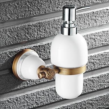 כלי לסבון עיצוב חדש / מגניב עכשווי מתכת אל חלד 1pc מותקן על הקיר