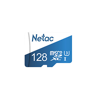 cheap Useful Gadgets-Netac 128GB Micro SD / TF Memory Card UHS-I U3 100MB/s camera