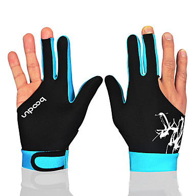 cheap Billiards & Pool-Billiards & Pool Gloves Men and Women Anti-Slip / Wearable / Sweat-wicking Indoor Microfiber