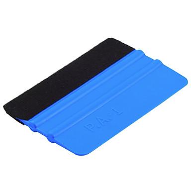 billige Automotiv-3m squeegee 3d karbonfiber vinyl film wrap verktøy bil klistremerke styling verktøy vannvisker skraper vindu vaske verktøy