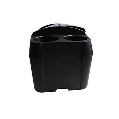 voordelige Auto-interieur accessoires-multifunctionele auto gebruik armleuning opbergdoos beker stoel prullenbak