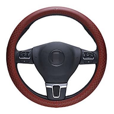 billige Interiørtilbehør til bilen-rattet dekker sklisikre komfortable biltilbehør med diameter 38cm