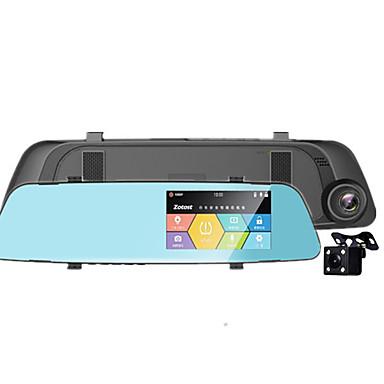 povoljno Auto DVR-novi HD dashcam ima 4.3 retrovizor s obrnutom slikom
