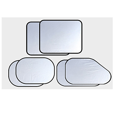 levne Doplňky do interiéru-6ks / sada auto auto okno slunečník stříbrný nátěr tkanina kryt uv blok auto ochranný štít