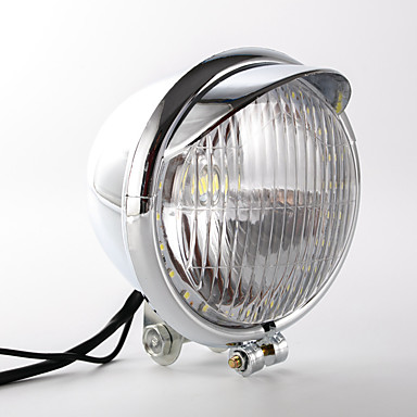 povoljno Motori i quadovi-1pcs Žičana veza Motor Žarulje 5 W 1 LED Maglenke Za Halley General Motors Sve godine
