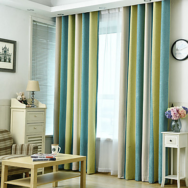 [$42.11] Contemporary Privacy One Panel Curtain Living Room Curtains