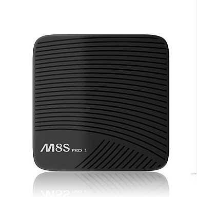 cheap TV Boxes-M8S PRO Android 7.1 Amlogic S912 3GB 32GB Octa Core