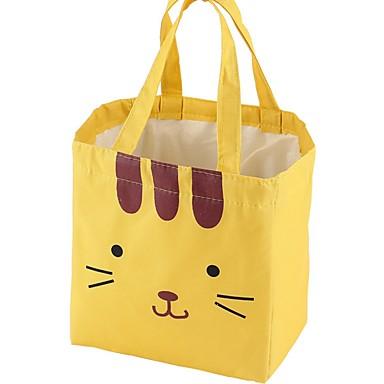 preiswerte Schuhe und Taschen-Oxford Tuch Ausgehöhlt Lunchpaket Alltag Gelb / Blasses Blau / Rosa