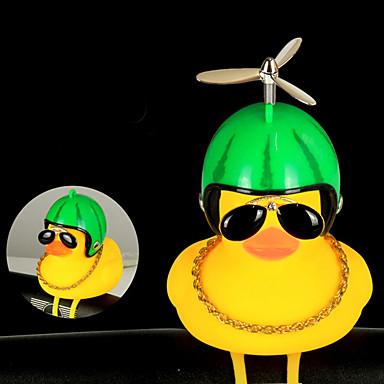 billige Sykkeltilbehør-Sykkelklokke Sykkelhorn Vanntett Lettvekt Lydalarm Høy, lang, skarp, klar lyd til Fjellsykkel Foldesykkel Fritidssykling Sykling PVC silica Gel Gylden+Svart Gylden+Svart Gylden+Rød