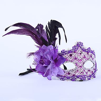 voordelige Maskers voor de feestdagen-Halloweenmaskers Carnavalsmaskers Muovi Feest Noviteit Horrorthema Volwassenen Jongens Meisjes