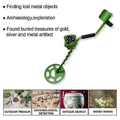 voordelige Test-, meet- & inspectieapparatuur-zoek metaaldetector ondergrondse pinpointer lange afstand goud schat jager graver detecteren ts166a