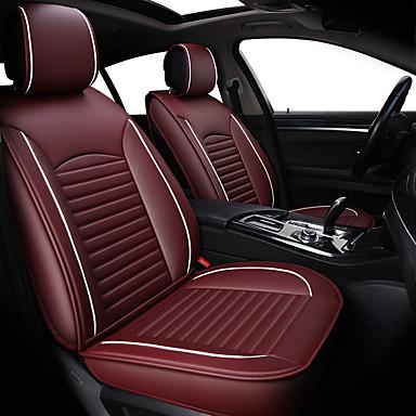 levne Doplňky do interiéru-nejprodávanější prodyšný nový potah sedadel v autě potah sedadel čtyři roční období potah sedadel kožený potah sedadel / pět sedadel / potah sedadel obecných motorů /